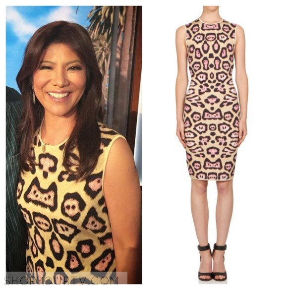 givenchy jaguar dress