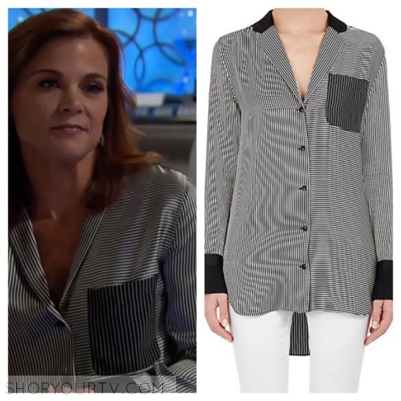 rag and bone farah blouse