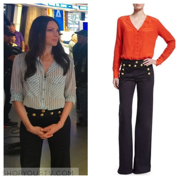"""laura prepon"" pants, style, fashion, clothes, the today show"