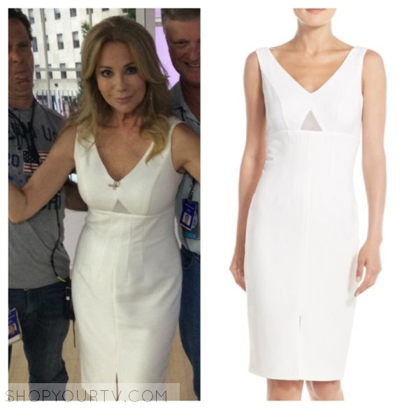 kathy lee gifford the today show dress outfit style fashion