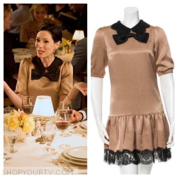 """jill weber dress """"odd mom out"""""""