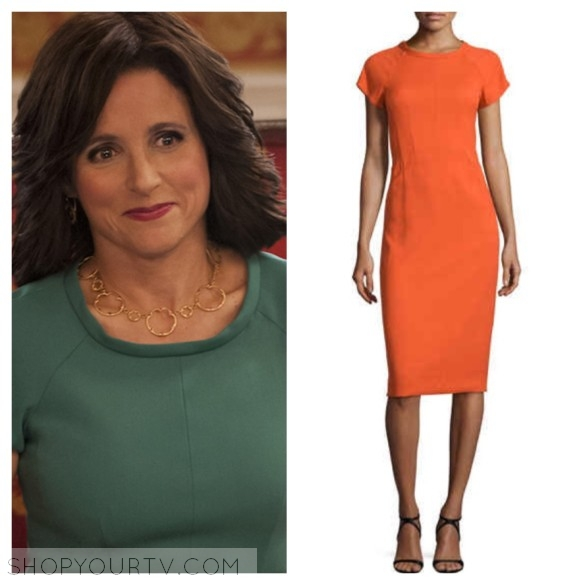 selina's dress veep