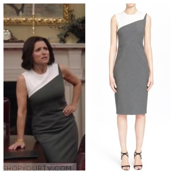 selina meyer dress fashion style wardrobe veep