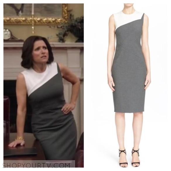 selina meyer dress fashion style wardrobe veep