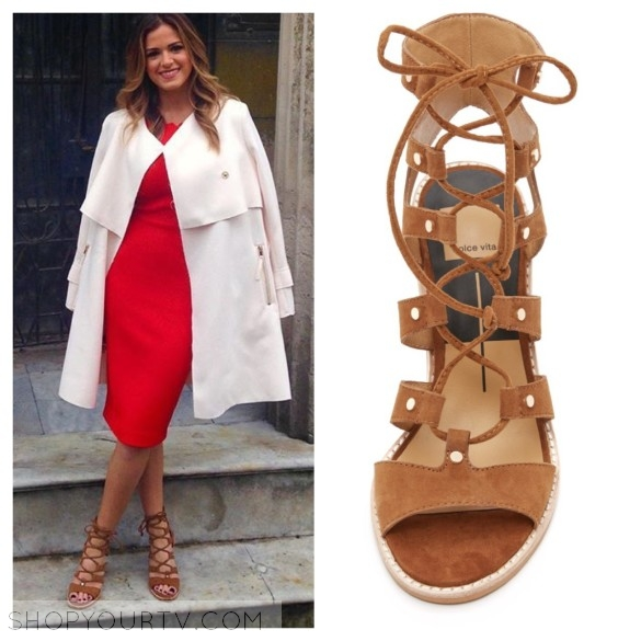 jojo fletcher the bachelorette shoes sandals