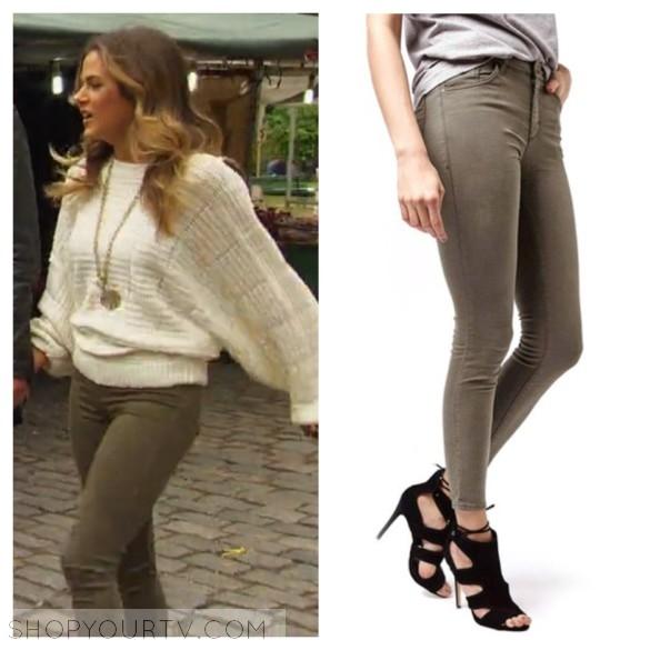 jojo fletcher green jeans the bachelorette
