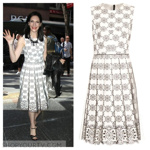 """jill kargman"" fashion, style, wardrobe, outfit, clothes ""the today show"" dress"