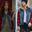 K.C. Undercover KC Coopers Plaid Sleeve Jacket
