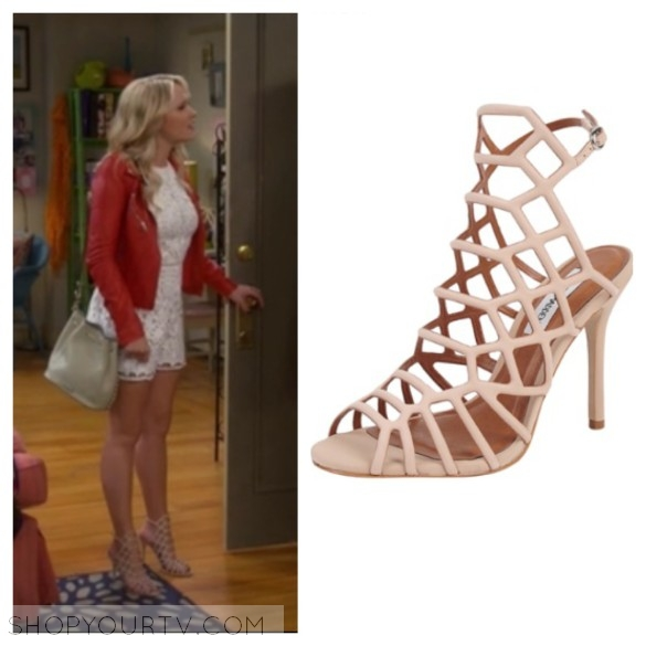 gabi diamond caged sandals young and hungry