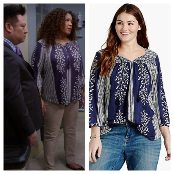 yolanda's top young and hungry fashion style