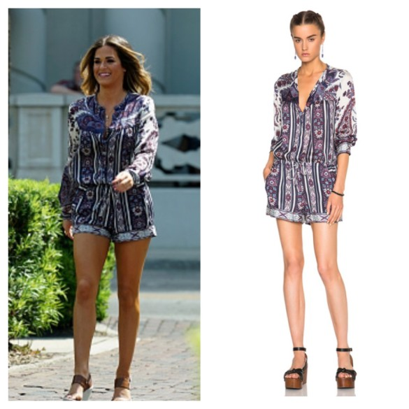jojo fletcher, paisley romper, the bachelorette
