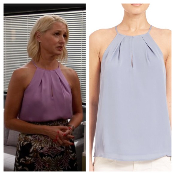 shannon's halter top, devious maids