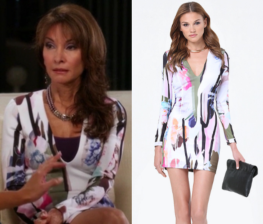 susan lucci Fashion, Clothes, Style and Wardrobe worn on TV