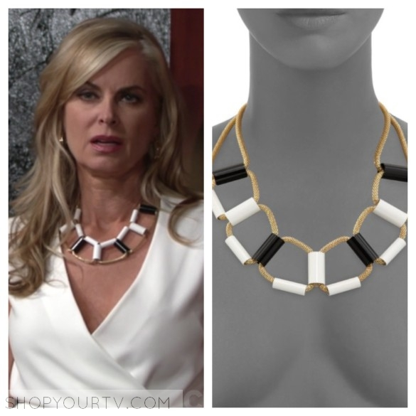 ABS by Allen Schwartz necklace, the young and the restless