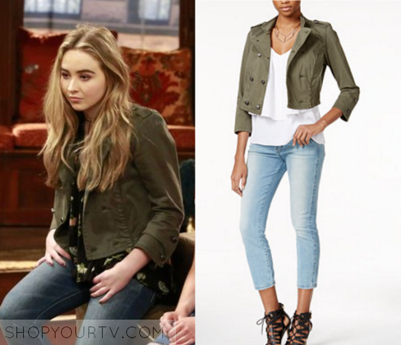 riley matthews outfits
