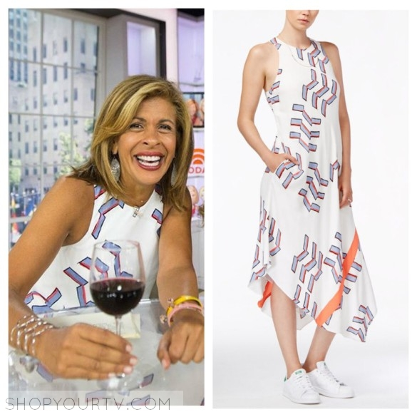 RACHEL RACHEL ROY PRINTED MIDI DRESS