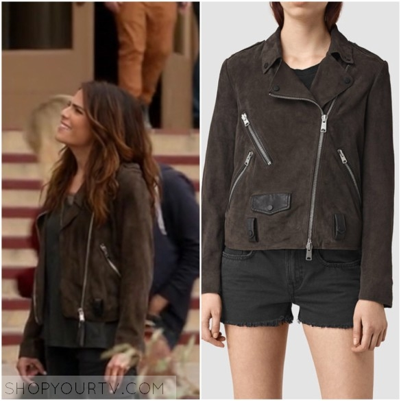Shop your tv how to get away with murder season 3 episode 1 shop your tv how to get away with murder season 3 episode 1 laurels brown suede jacket ccuart Image collections