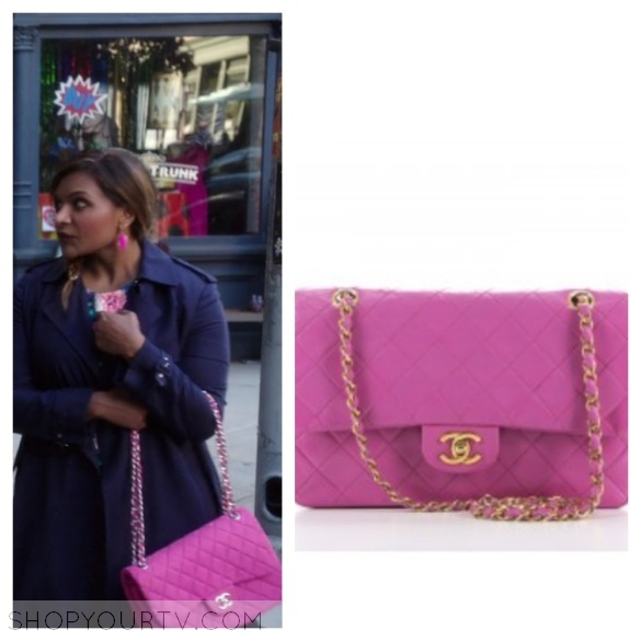 The Mindy Project: Season 5 Episode 2 Mindy's Pink Quilted