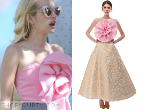 97111912ddc Chanel Oberlin Fashion, Clothes, Style and Wardrobe worn on TV Shows ...