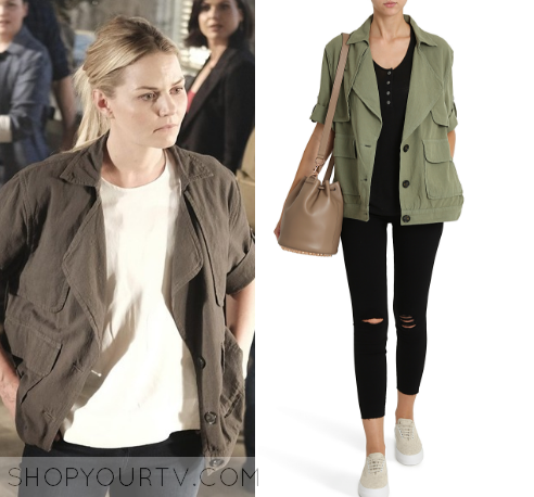 c7303e537 Emma Swan Fashion, Clothes, Style and Wardrobe worn on TV Shows ...