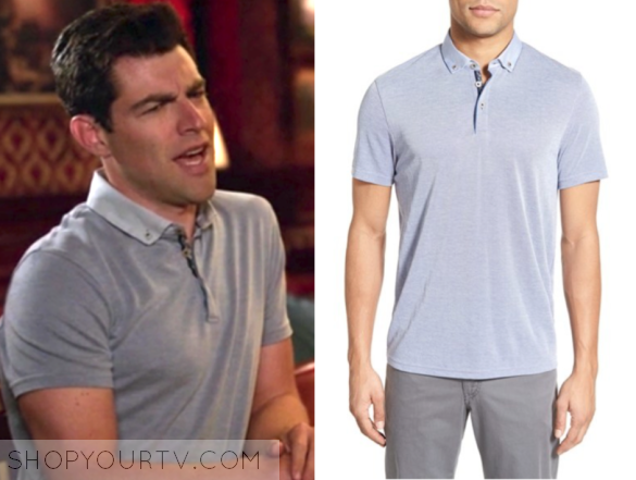TED BAKER LONDON 'MISSOW' MODERN TRIM FIT PIQUE POLO