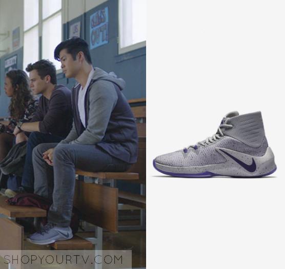 13 Reasons Why: Season 1 Episode 8 Zach's Nike Sneakers