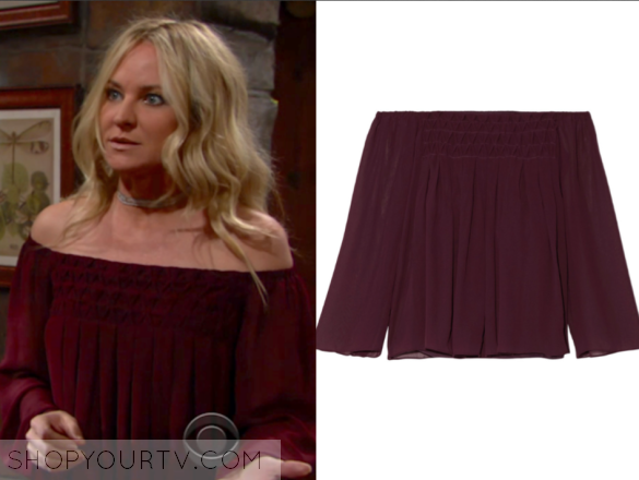 Young And The Restless The Fashion Clothes Style And Wardrobe Worn On Tv Shows Shop Your Tv