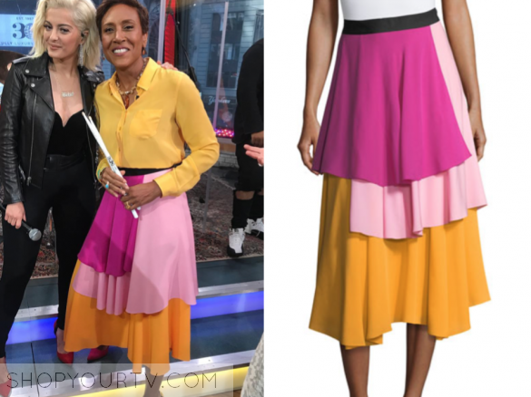 Novis The York Layered Midi Skirt