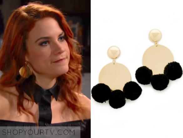 elizabeth and james stevie earrings