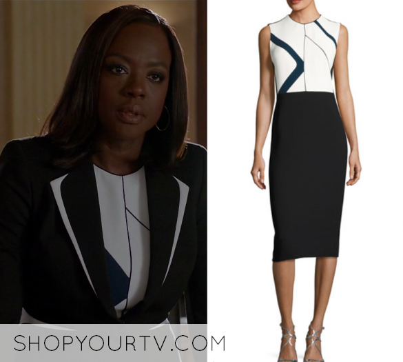 Shop your tv how to get away with murder season 4 episode 1 shop your tv how to get away with murder season 4 episode 1 annalises colorblock printed dress ccuart Gallery