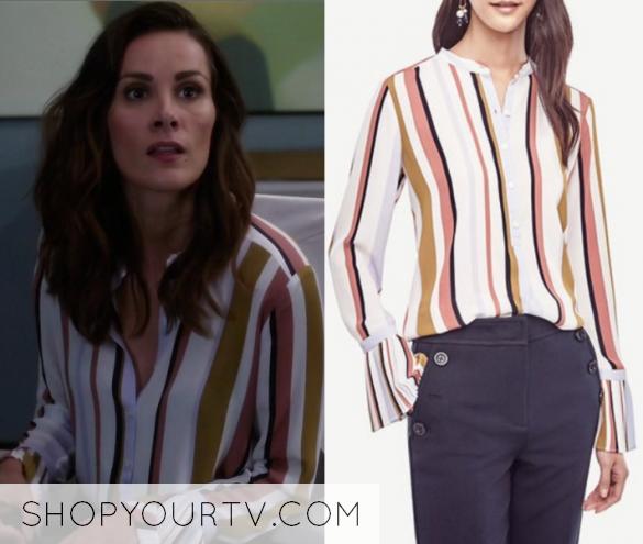Grey S Anatomy Season 14 Fashion Clothes Style And Wardrobe Worn