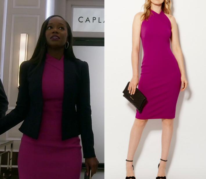 Shop your tv how to get away with murder season 4 episode 2 shop your tv how to get away with murder season 4 episode 2 michaelas wrap neck dress ccuart Images