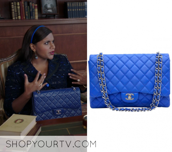 The Mindy Project: Season 6 Episode 4 Mindy's Blue Quilted