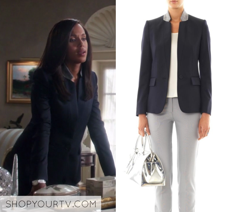 9abcd12e4c34 Scandal Fashion, Outfits, Clothing and Wardrobe on ABC's Scandal