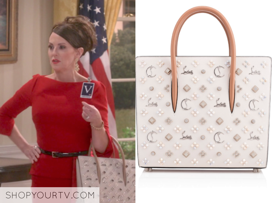 christian louboutin paloma bag