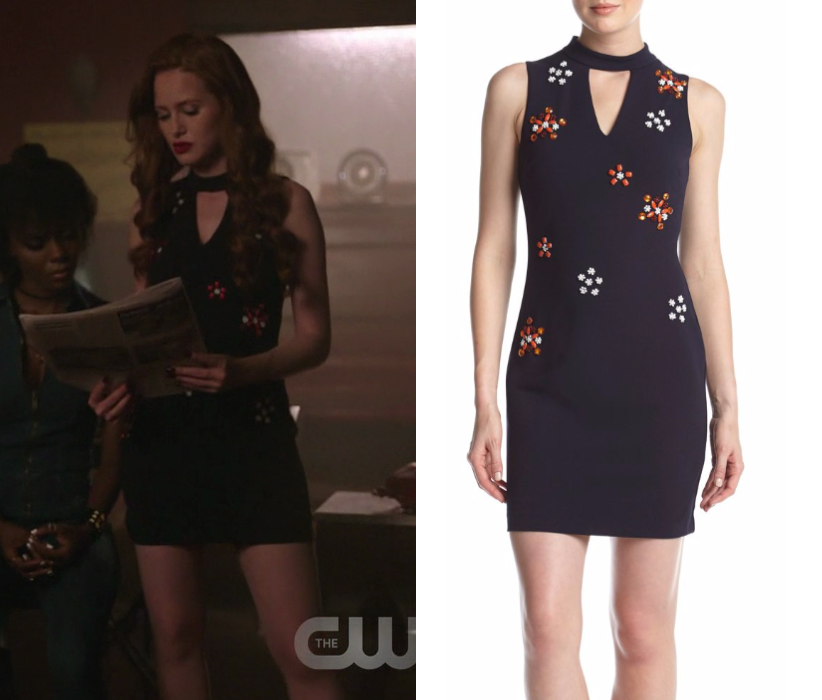 Riverdale Season 2 Episode 7 Cherylu2019s Embellished Dress u2013 Shop Your TV