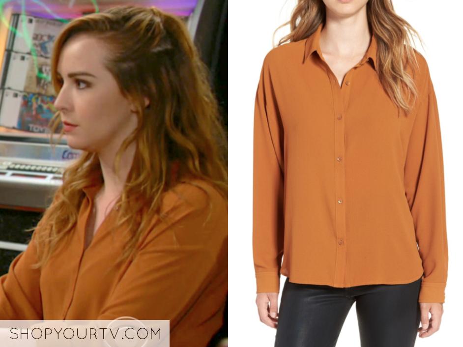 leith dolman sleeve blouse