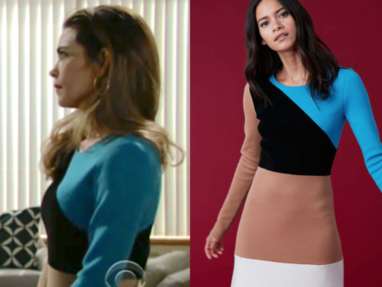 the young and the restless, fashion, style, wardrobe, outfit, dress