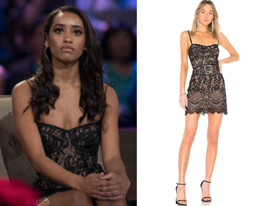 Seinne The Bachelor Fashion Clothes Style And Wardrobe