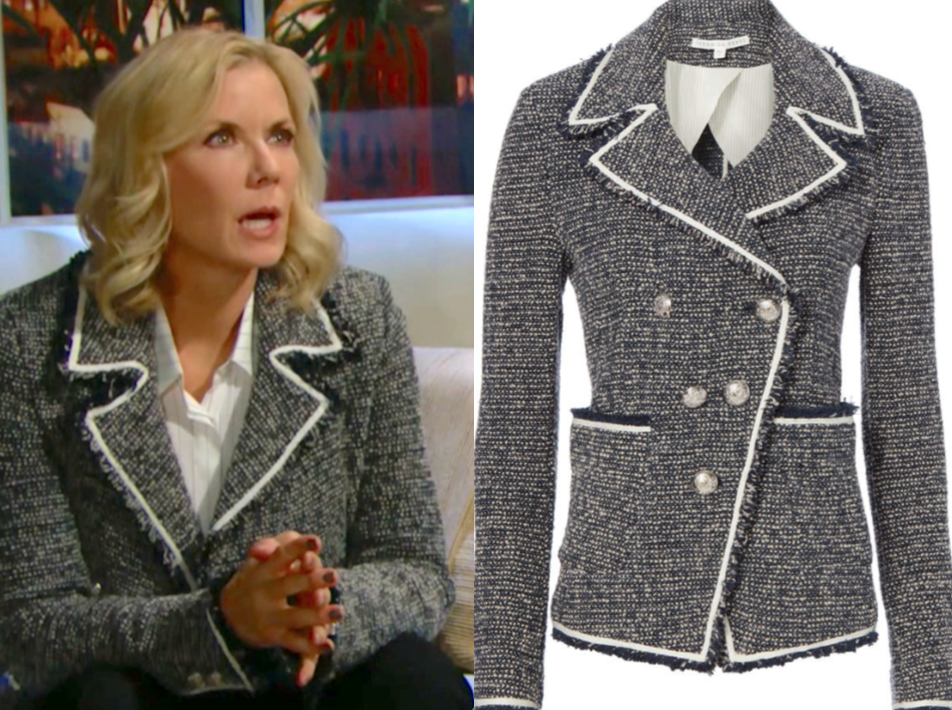 Veronica Beard Carroll Jacket