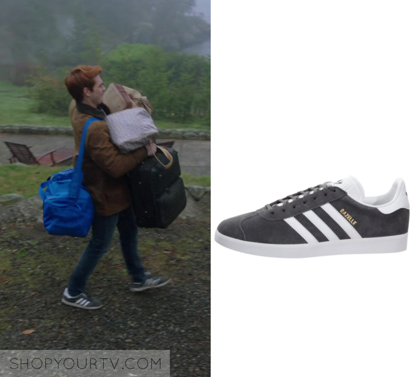 Riverdale: Season 2 Episode 14 Archie's Grey Sneakers