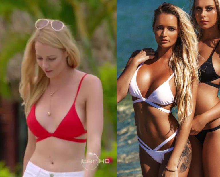 Bikini model from the bachelor, jeyden james nipples