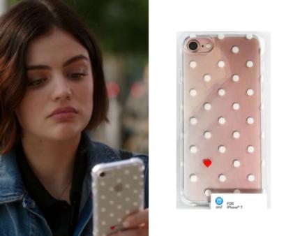 detailed look 69474 8d4e2 Life Sentence: Season 1 Episode 2 Stella's Polka Phone Case | Shop ...