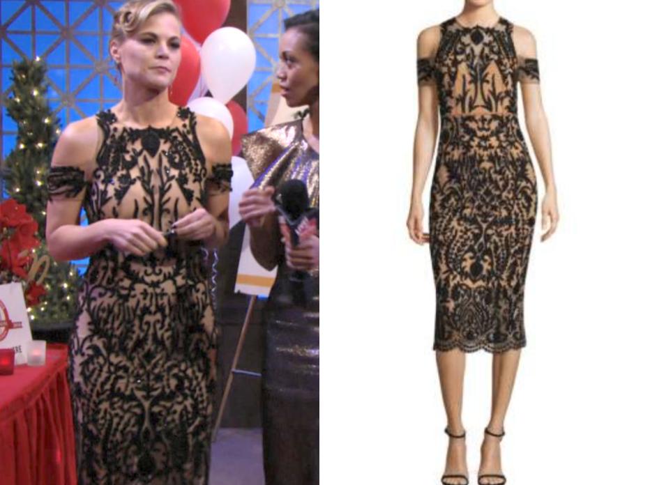 Thurley Jasmine Midi Dress