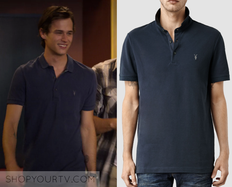 Justin Foley Fashion Clothes Style And Wardrobe Worn On Tv Shows