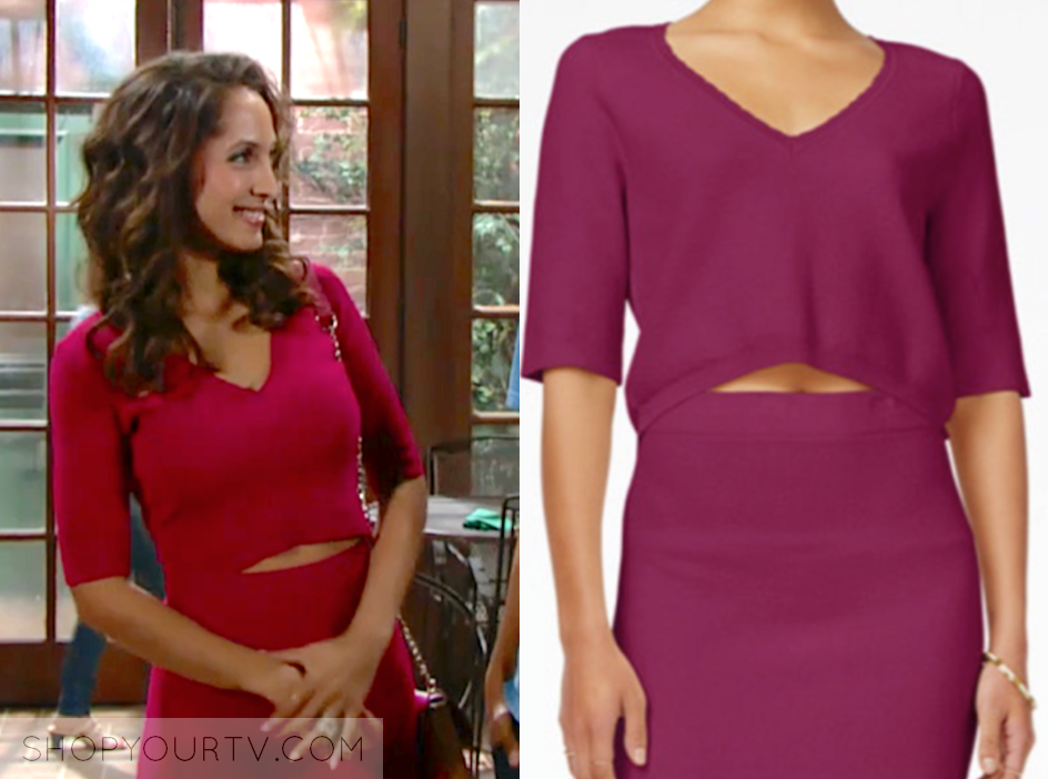 the young and the restless, fashion ,wardrobe, outfit, style, clothes,