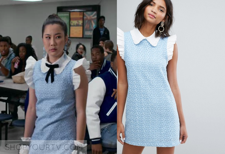 Insatiable Fashion, Clothes, Style and Wardrobe worn on TV