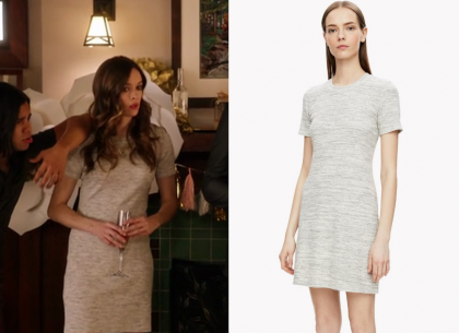 The Flash: Season 5 Episode 1 Caitlin's Printed Short Sleeve