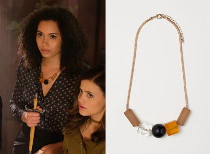 Charmed: Season 1 Episode 4 Macy's Beaded Necklace | Shop