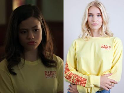 Charmed: Season 1 Episode 5 Maggie's Babe Bite Back Sweater